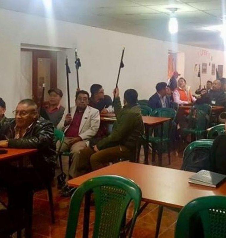 Integrantes de los 48 Cantones aprobaron el fin de semana la nueva disposición. (Foto Prensa Libre: Pedrovisión Noticias)