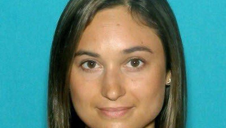 La deportista Vanessa Marcotte, de Nueva York, cuyo cuerpo fue encontrado la noche del domingo 7 de agosto en un bosque. (Foto Prensa Libre: AP).