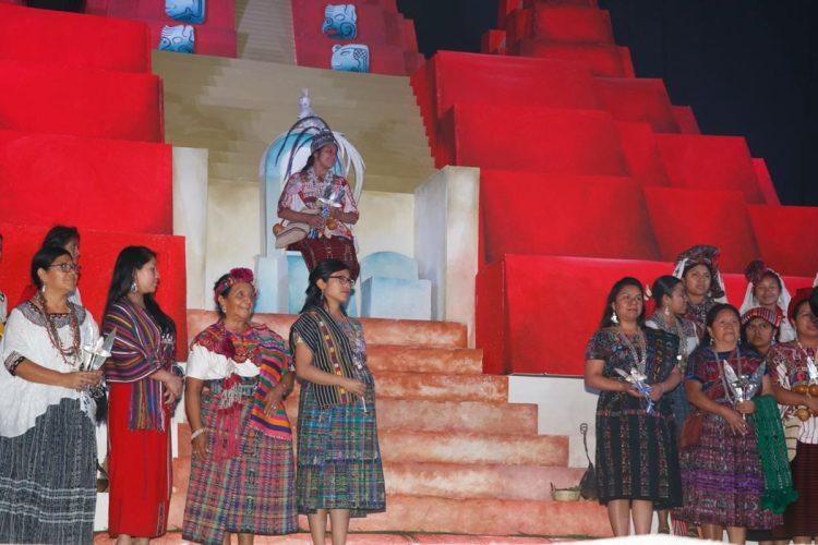 La recién electa es representante de San Idelfonso Ixtahuacán, Huehuetenango