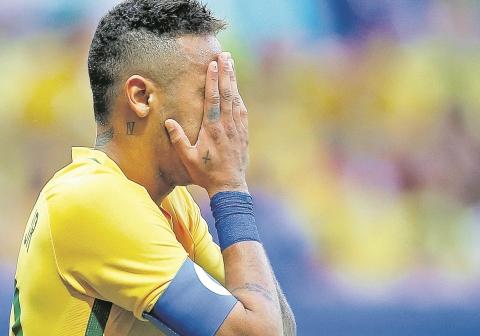 """Neymar: """"Lloraba en casa. Mis padres lloraban, todo el mundo estaba triste…"""""""