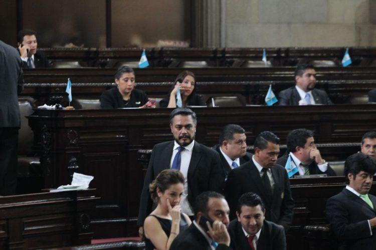 La moción buscaba modificar el delito de financiamiento electoral ilícito y fue impulsada por los diputados Orlando Blanco, Javier Hernández, Alejandra Carrillo y Delia Bac.