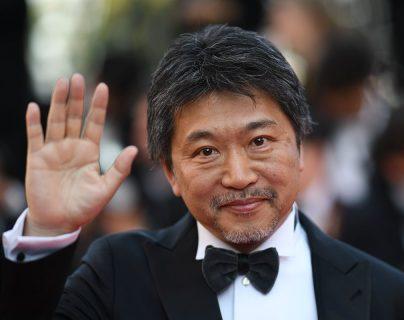 Director japonés Hirokazu Kore-eda gana la Palma de Oro, en Cannes