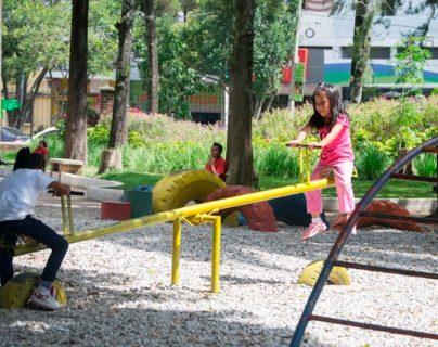 Construirán parque ecológico para incentivar la convivencia pacífica en zona 18