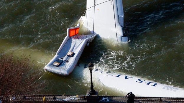 """El """"Milagro en el Hudson"""" fue llevado a la pantalla grande por el director Clint Eastwood.(Getty Images)"""