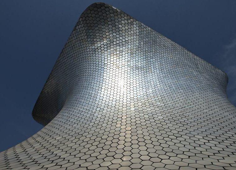 Museo Soumaya, México D.F. GETTY IMAGES