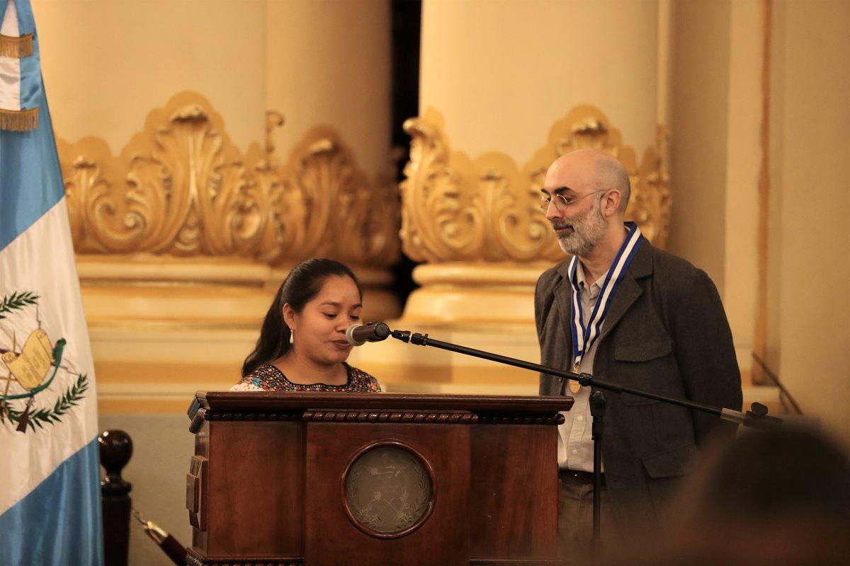 Eduardo Halfon, Premio Nacional de Literatura: Un país que no cuida a sus niñas no es país