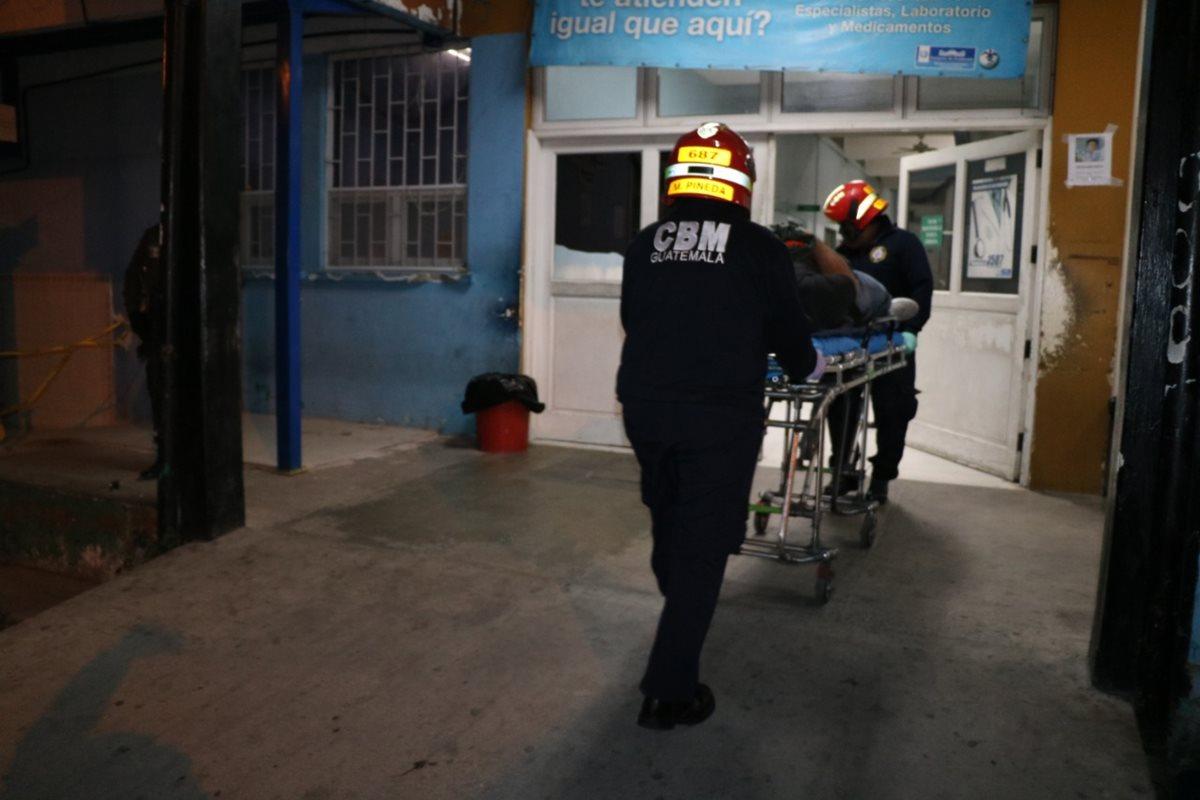 Ciudadano suizo muere luego de ataque en zona 10