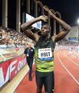 Usain Bolt quiere cerrar con broche de oro su carrera. (Foto Prensa Libre: AFP).