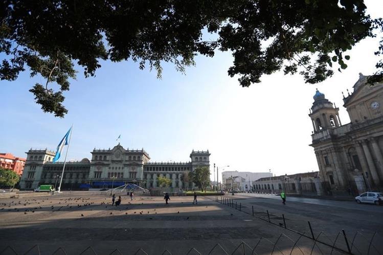 A horas que se terminé el año 2018 se destacan 18 frases que dejarán una huella en la historia del país. (foto Prensa Libre: Hemeroteca PL)