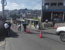 Ciudad Pernonia, actualmente zona 8 de Villa Nueva, busca ser el municipio número 18 del departamento de Guatemala. (Foto Prensa Libre: Hemeroteca PL)