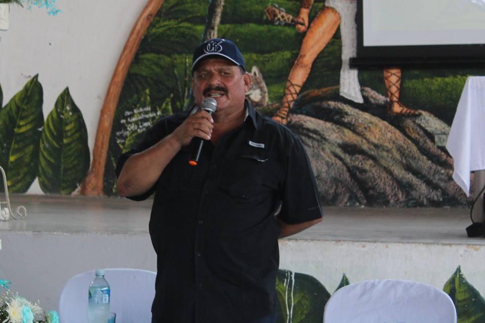 Ottoniel Lima Recinos, alcalde de Nueva Concepción, Escuintla. (Foto Prensa Libre: Facebook)