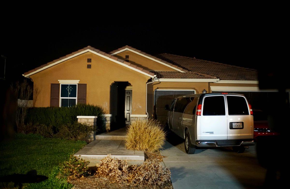 Así era la casa del horror en California donde 12 hermanos estaban encadenados