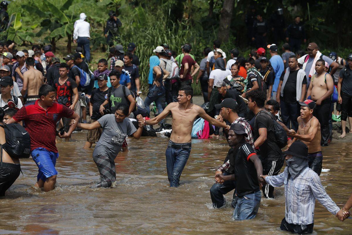 Estados Unidos exige a México más vigilancia en la frontera con Guatemala
