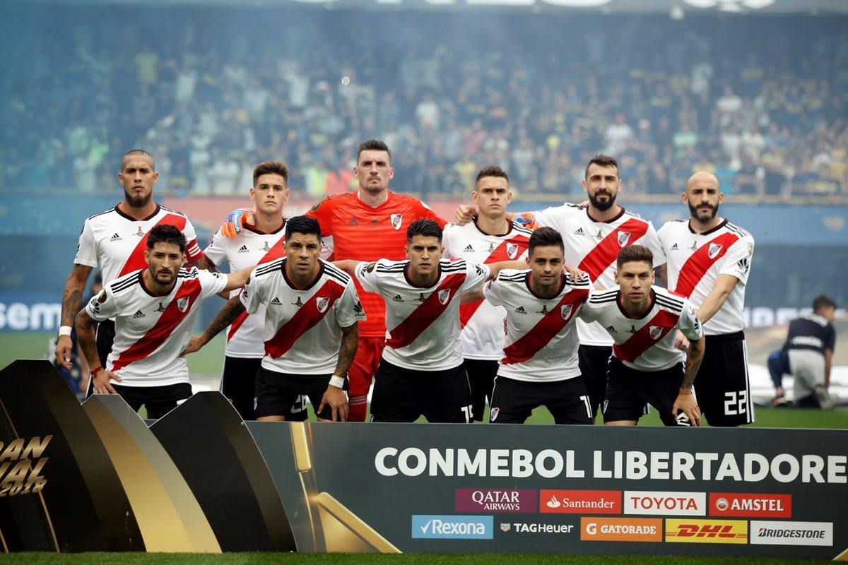 El ganador de la Libertadores se llevara una buena suma de dólares. (Foto Prensa Libre:EFE)