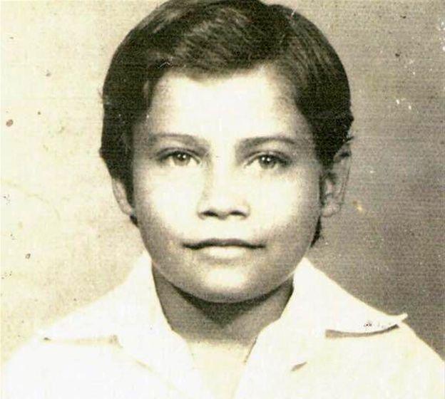 Osorio es una de las pocas personas de Dos Erres que se salvó de morir en la masacre.