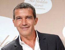 Antonio Banderas tomará el papel que originalmente fue designado para el actor estadounidense Jon Hamm (Foto Prensa Libre: AFP).