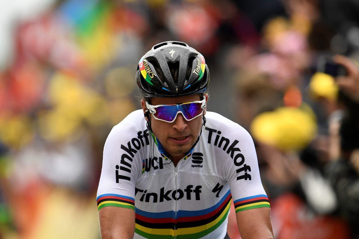 Sagan gana la segunda etapa del Tour de Francia