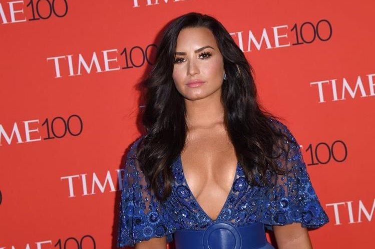 La cantante Demi Lovato salió de rehabilitación luego de haber estado internada durante tres meses. (Foto Prensa Libre: HemerotecaPL)