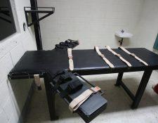 Candidatos presidenciales ofrecen aplicar la pena de muerte como ofrecimiento de campaña. (Foto Prensa Libre: Hemeroteca PL)