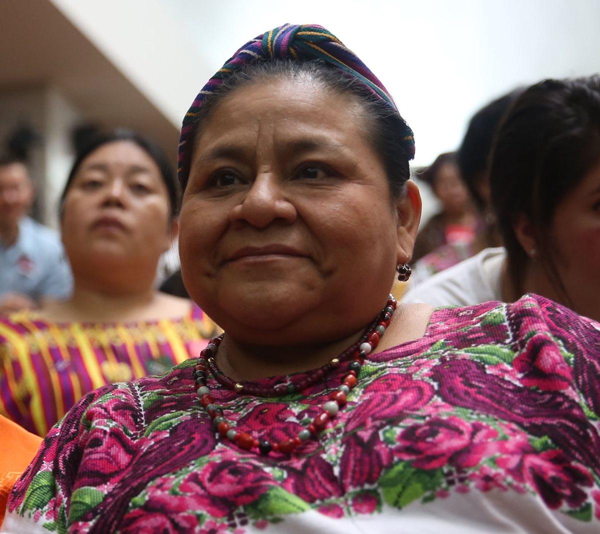 Rigoberta Menchú rompe el silencio