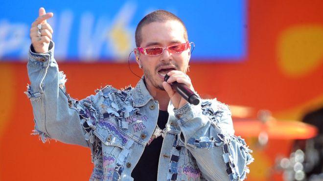El colombiano J Balvin está evolucionando hacia un estilo más pop, algo que no todos sus fans reciben con entusiasmo. (Foto: Getty Images).