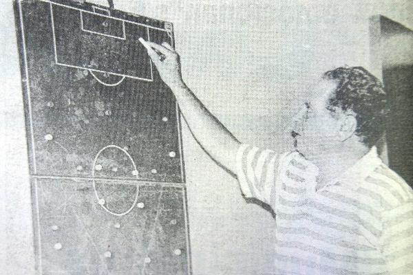 El técnico uruguayo Rubén Amorín, marcó la historia del futbol nacional