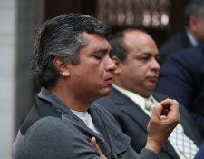 Gustavo Martínez Luna está entre las personas enviadas a juicio por el caso TCQ. (Foto Prensa Libre: Paulo Raquec).
