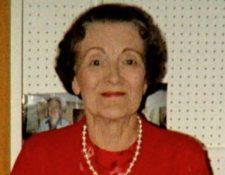 Gladys Godfrey fue violada y asesinada en su bungaló en la localidad de Mansfield, en el centro de Inglaterra. (FAMILIA GODFREY)