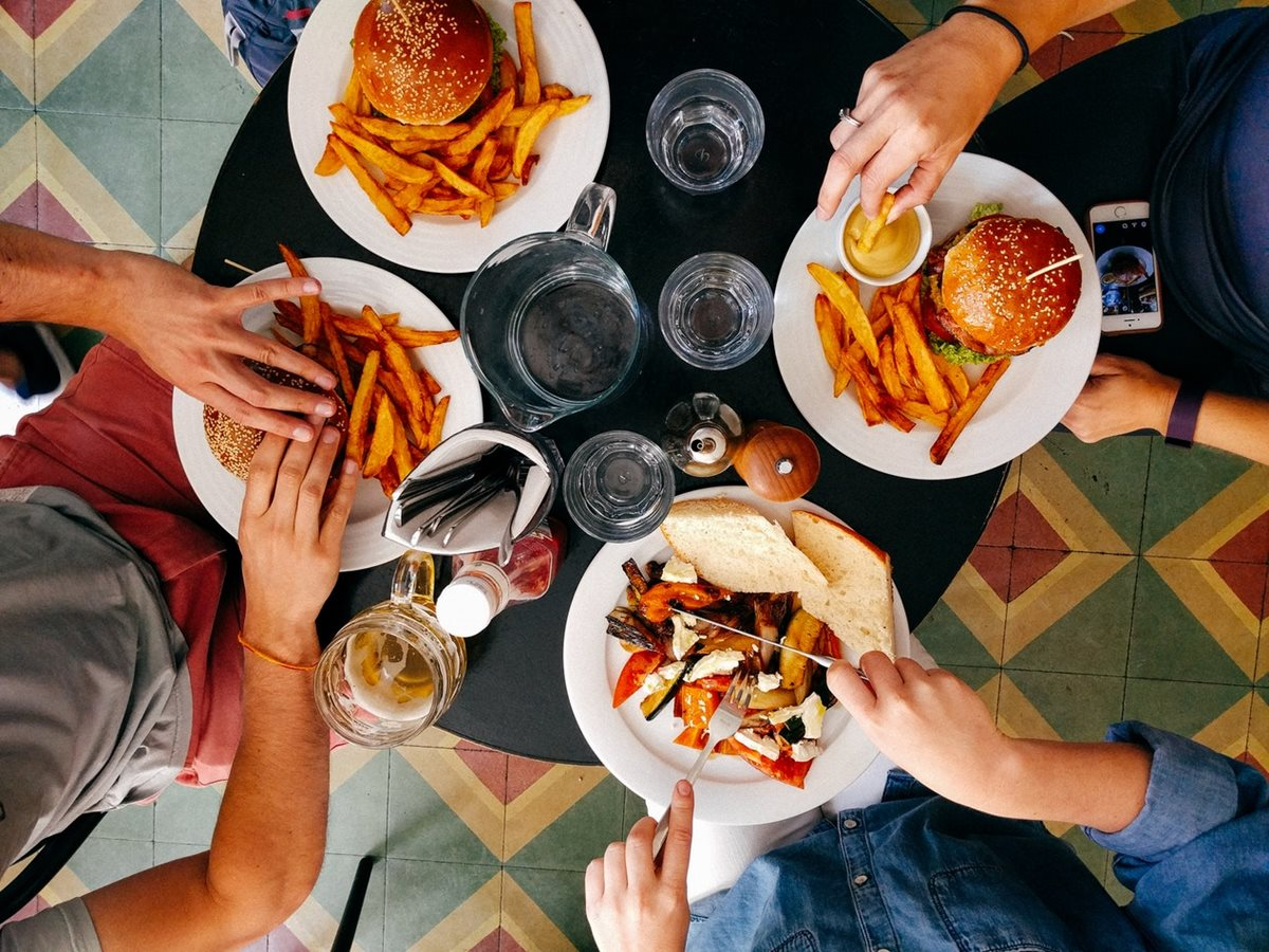 Falsos mitos de la comida