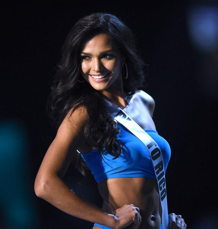 Kiara Ortega, de Puerto Rico, ha destacado en este evento de belleza.