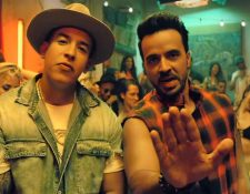 Daddy Yankee y Luis Fonsi en el video del tema Despacito. (Foto Prensa Libre: YouTube)