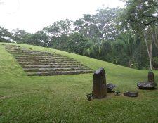 Tak'alik Ab'aj es uno de los sitios más importantes del preclásico maya. (Foto Prensa Libre: Hemeroteca PL)