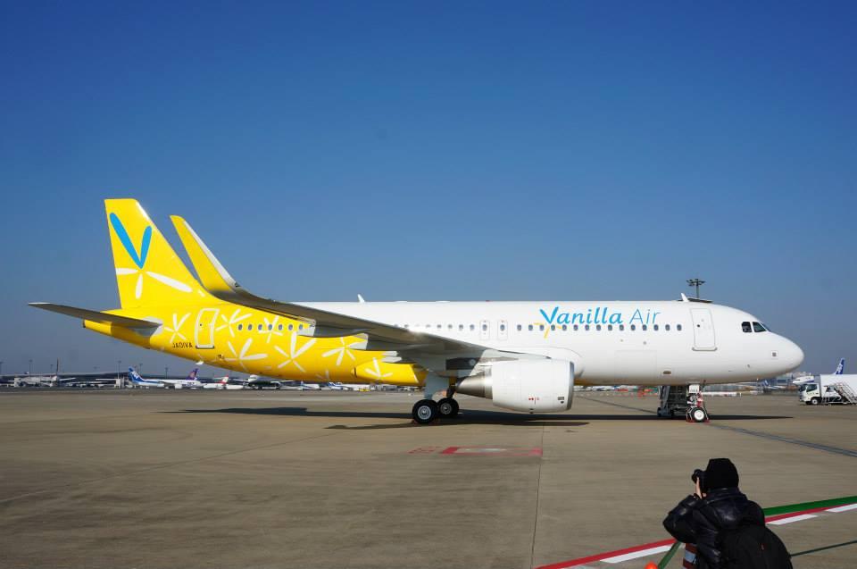 El inocente ocurrió en un vuelo de Vanilla Air. (Foto Prensa Libre: Facebook de Vanilla Air)
