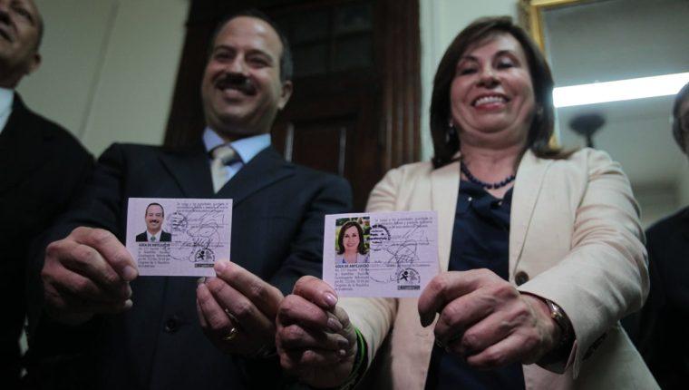 Mario Leal Castillo, fue el candidato a la vicepresidencia de Sandra Torres durante el proceso electoral del 2015. (Foto Prensa Libre: Hemeroteca PL)