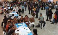 La campaña electoral arrancó el 18 de marzo y terminará el 14 de junio. (Foto Prensa Libre: Hemeroteca PL)
