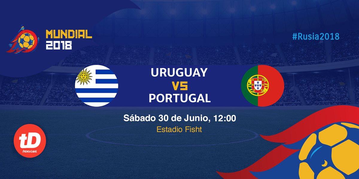 Minuto a minuto | Uruguay vs Portugal