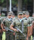 El documento señala que el Ejército tiene implicación en secuestros y tráfico de drogas. (Foto Prensa Libre: Hemeroteca PL)