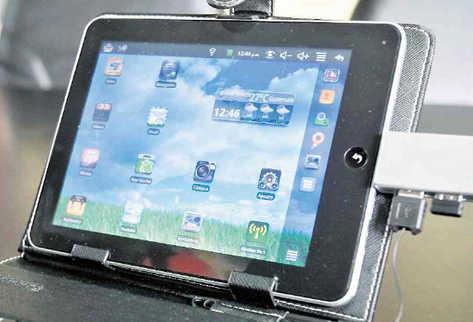 EL DISPOSITIVO ofrece las aplicaciones que normalmente tienen otras tabletas del mercado.