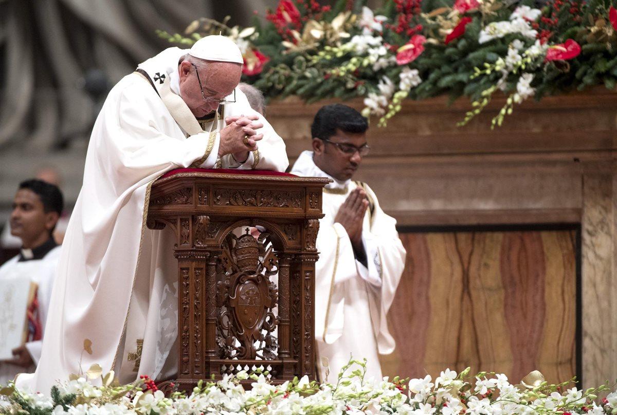 El Papa ora por Siria, Colombia, Venezuela, Israel y Palestina