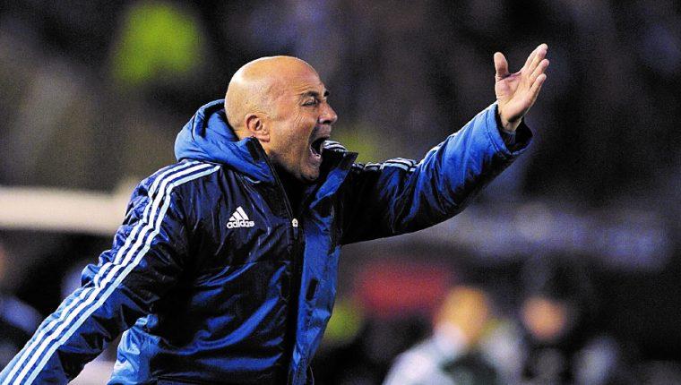 Jorge Sampaoli hizo la convocatoria para los duelos amistosos para finales de marzo. (Foto Prensa Libre: EFE)