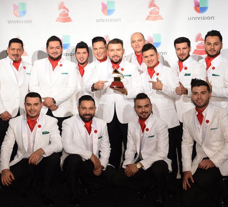 La Banda El Recodo destacó en la música de banda (Foto Prensa Libre: AFP).