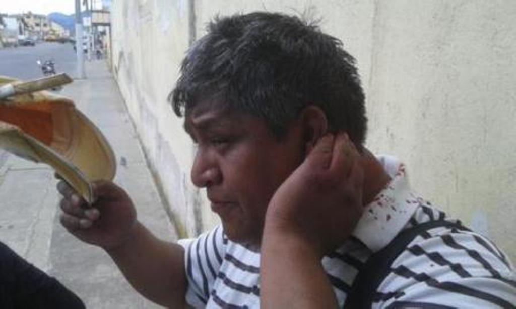 Comienza juicio contra sindicados de agresión a periodistas