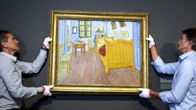 La desesperada búsqueda de la cama de Van Gogh