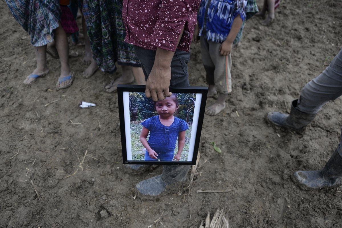 Jakelin Caal, de siete años, falleció el 8 de diciembre mientras estaba bajo custodia de la Patrulla Fronteriza estadounidense. (Foto Prensa Libre AFP)