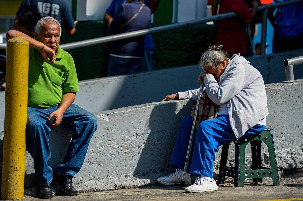 La crisis emocional que también sufren los venezolanos