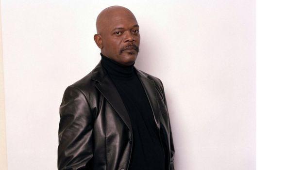 El algoritmo determinó que Samuel L. Jackson fue el actor que más influyó en las películas realizadas después de que él saltara a la fama.