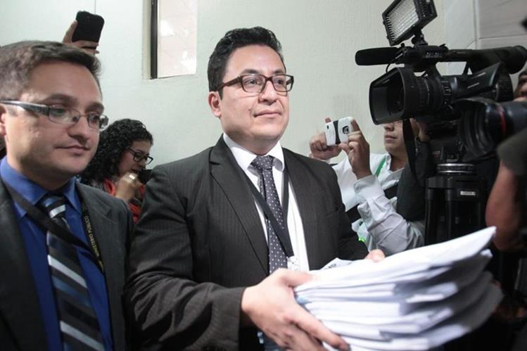 Fiscal del caso <em>La Línea</em> renuncia a la Feci