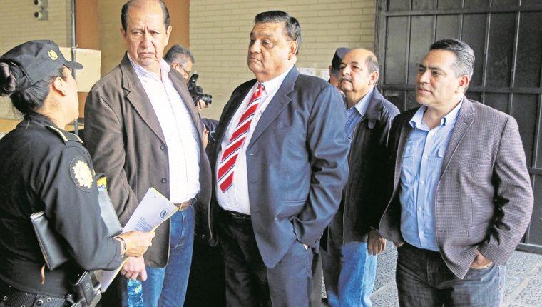 La Fiscalía Especial contra la Impunidad (Feci) presentó la acusación contra 34 implicados en el caso Plazas Fantasma. (Foto Prensa Libre: Hemeroteca PL)