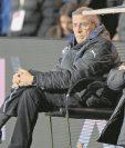 Óscar Tabarez técnico de Uruguay faltará al seminario previo y al sorteo del Mundial de Rusia 2018. (Foto Prensa Libre: Hemeroteca PL)