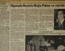 Nota de Prensa Libre del 11 de febrero de 1980. (Foto: Hemeroteca PL)